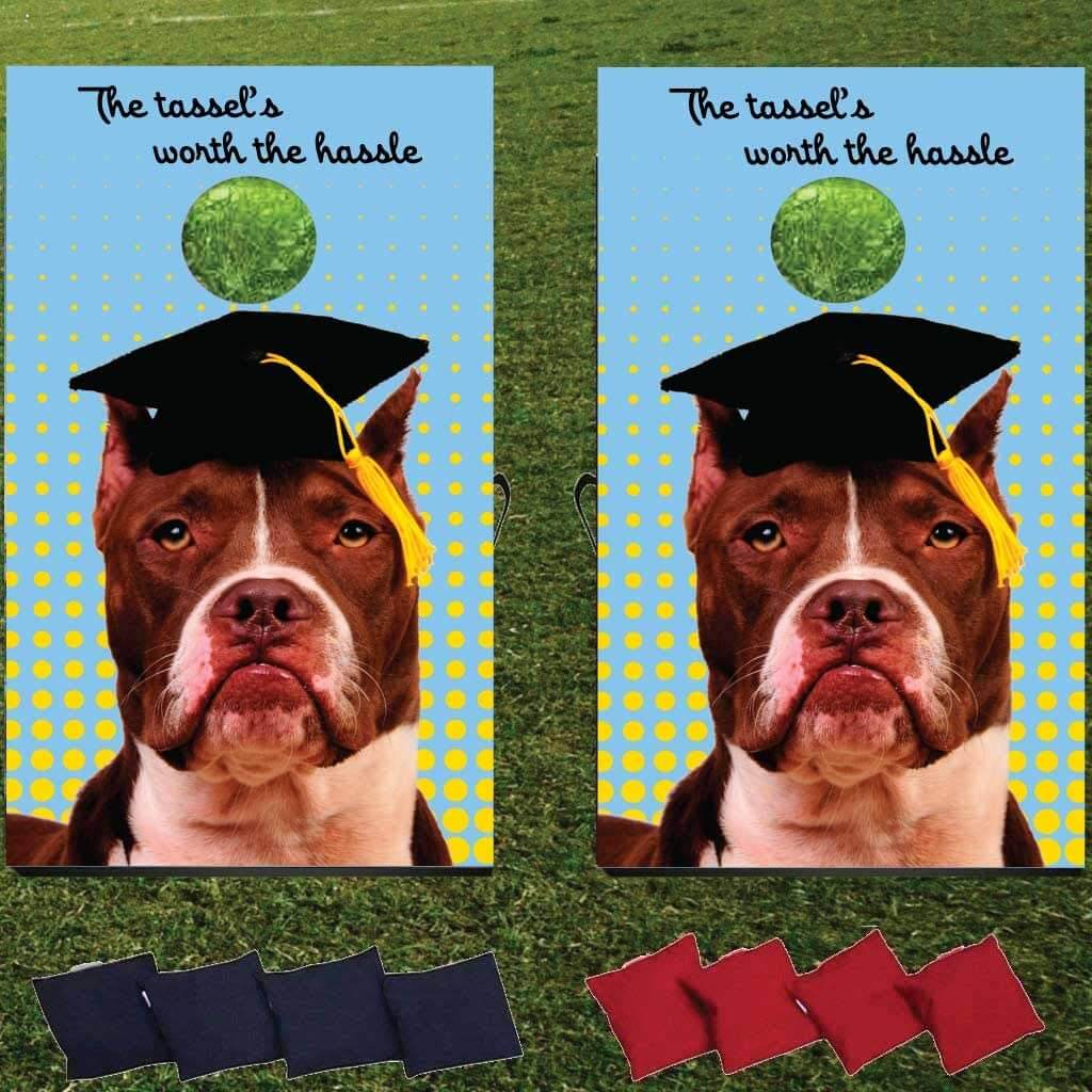 Graduation Bag Toss Game