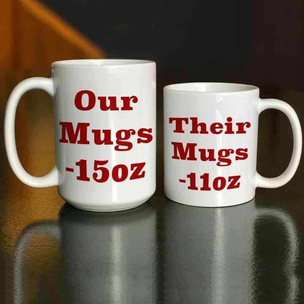huge coffee mugs
