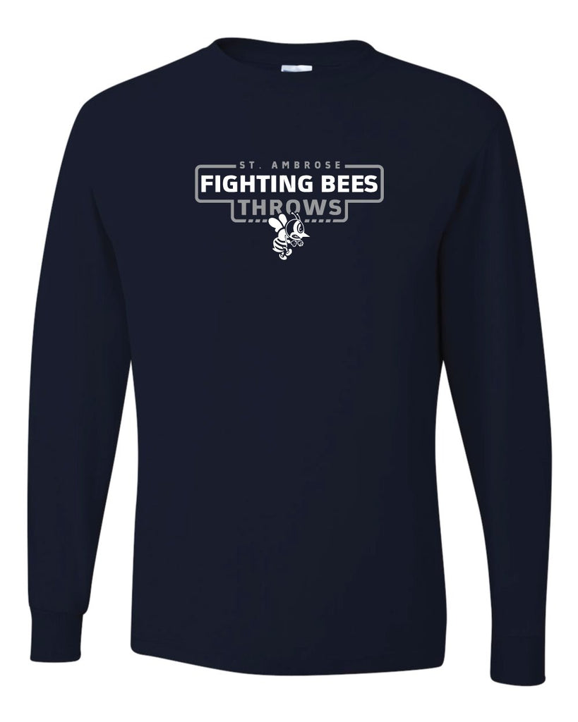 St. Ambrose 50/50 Long Sleeve Shirt