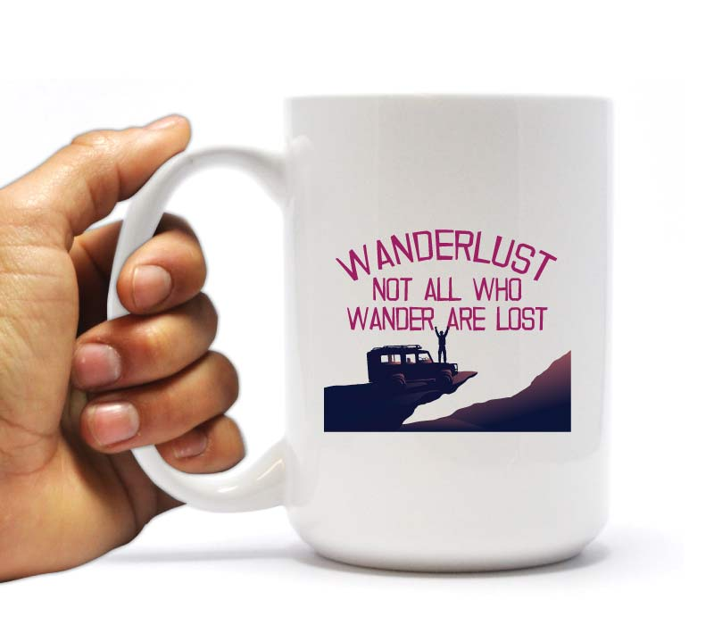Wanderlust Gift Set for travellers