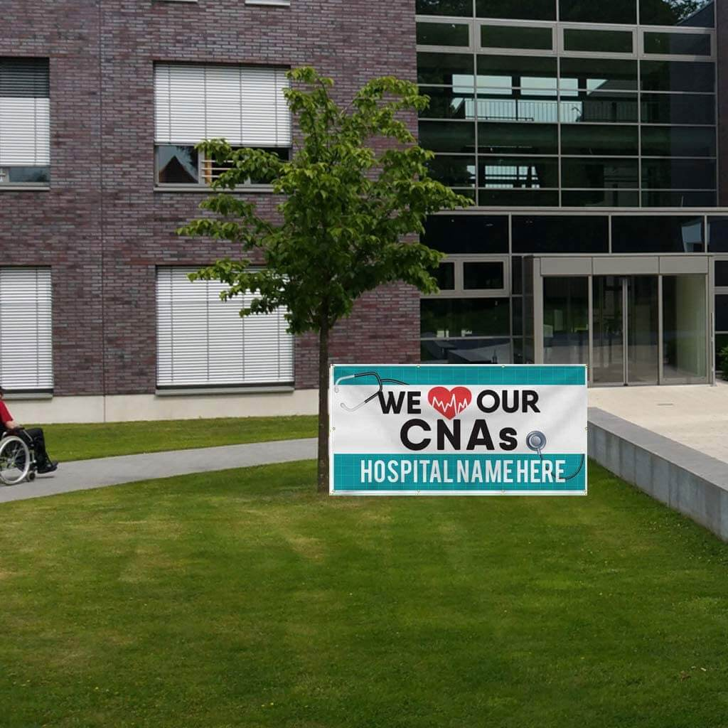 We love our CNAs banner