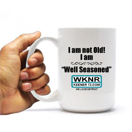 WKNR Keener13 Coffee Mug