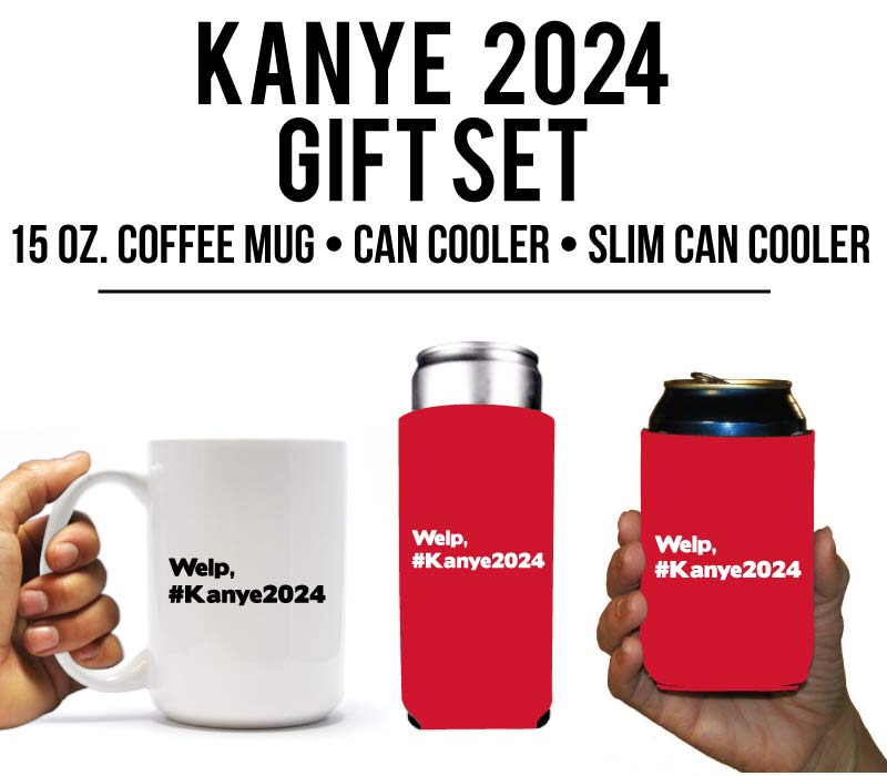 #Kanye2024 Funny Gag Gift for Family, Friends or Coworkers