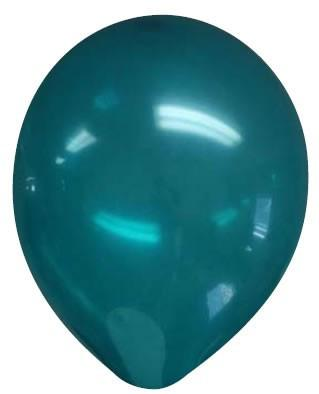 A blue balloon