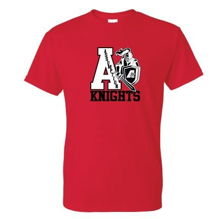 Assumption Knights 2016 T-Shirt
