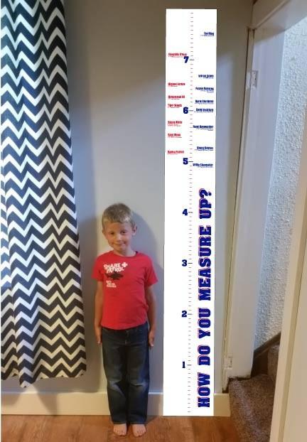Sports Legend Growth Chart
