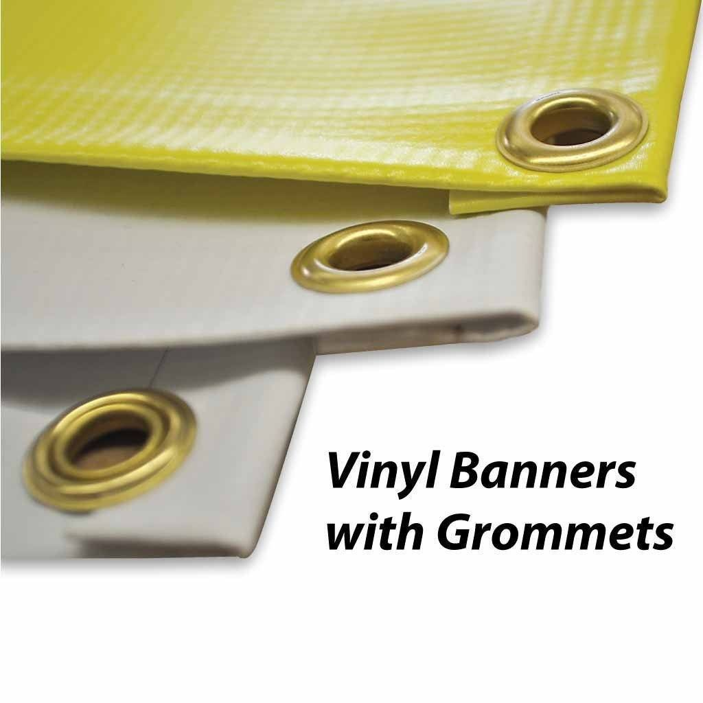 Union Label Vinyl Banner 3'x6'