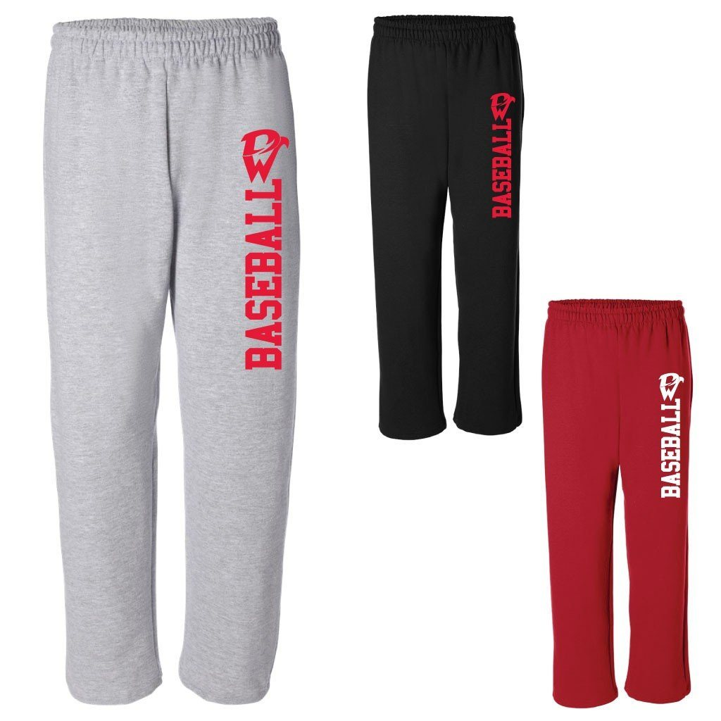 WHS Baseball Sweatpants