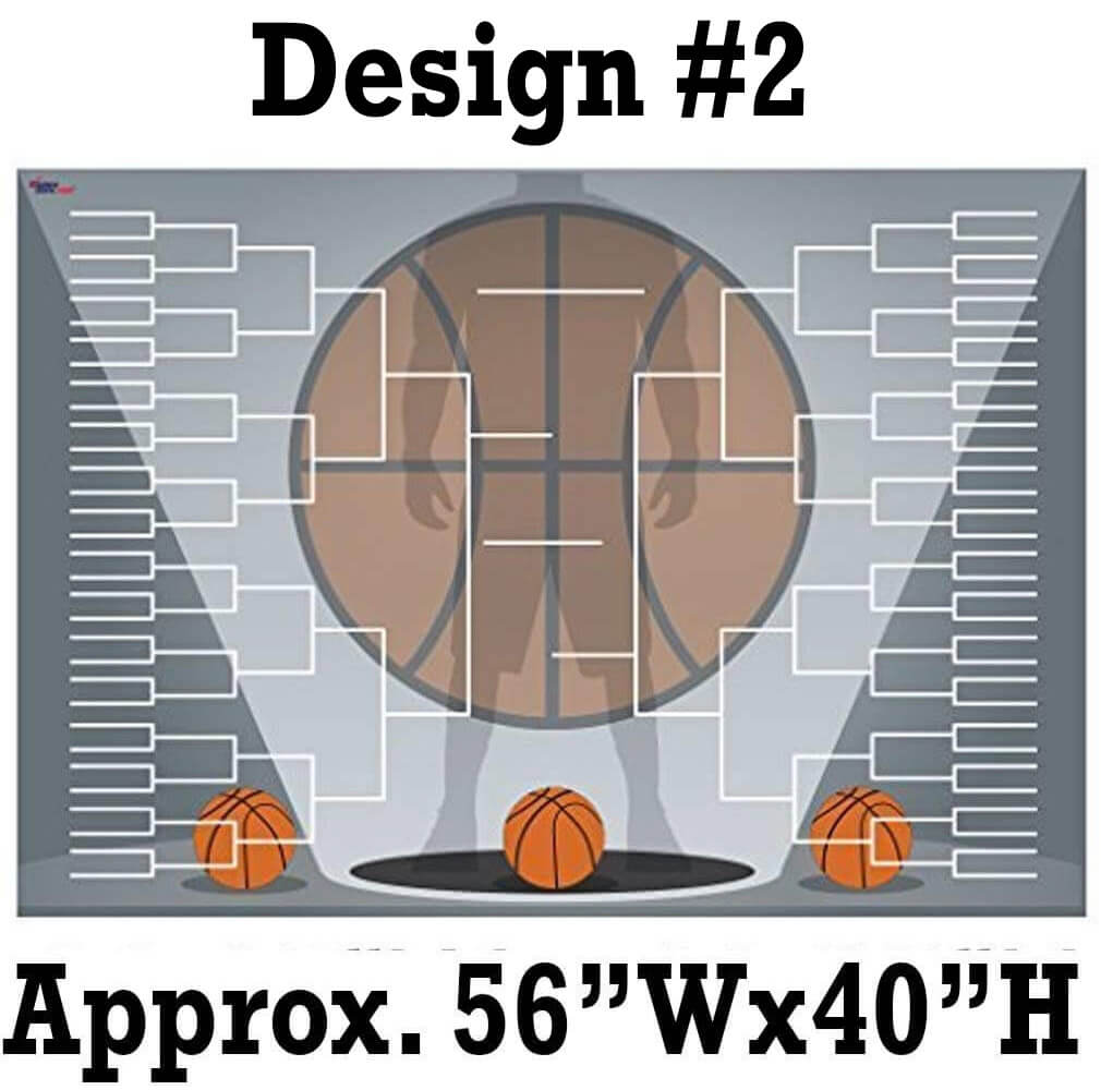 basketball bracket design #2