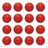 Basketball Party Decorations (indoor/outdoor) - 2 Sided Basketballs