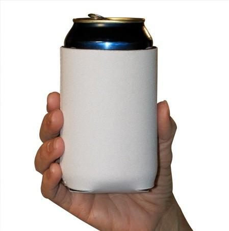 a blank can cooler