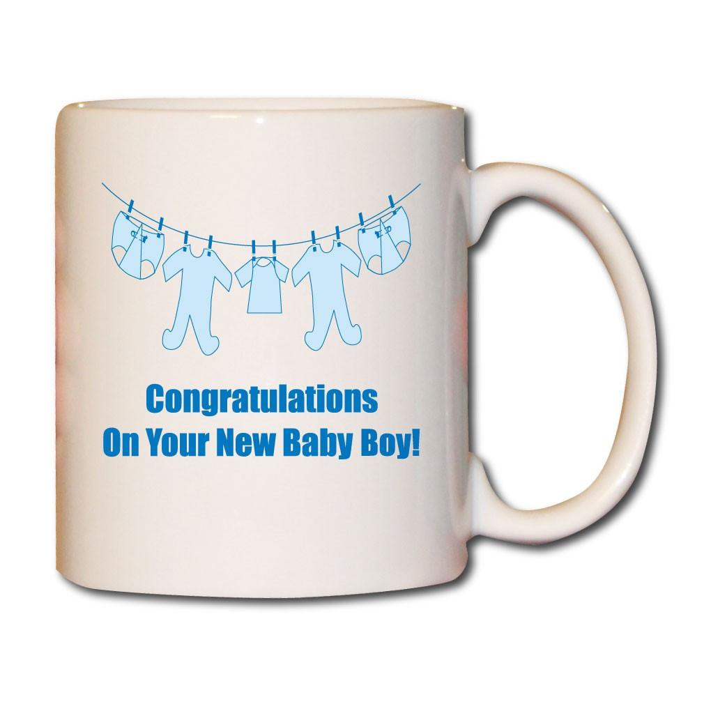 It's a Boy Baby Clothes - Coffee Mug