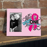 Together we are one racing for a Cure Breast Cancer Decorative Picture