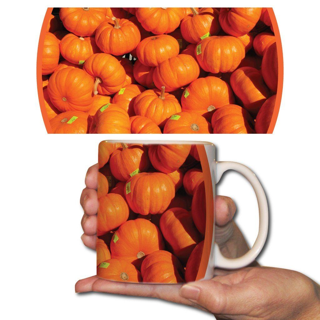 Mini Pumpkins 15oz Coffee Mug