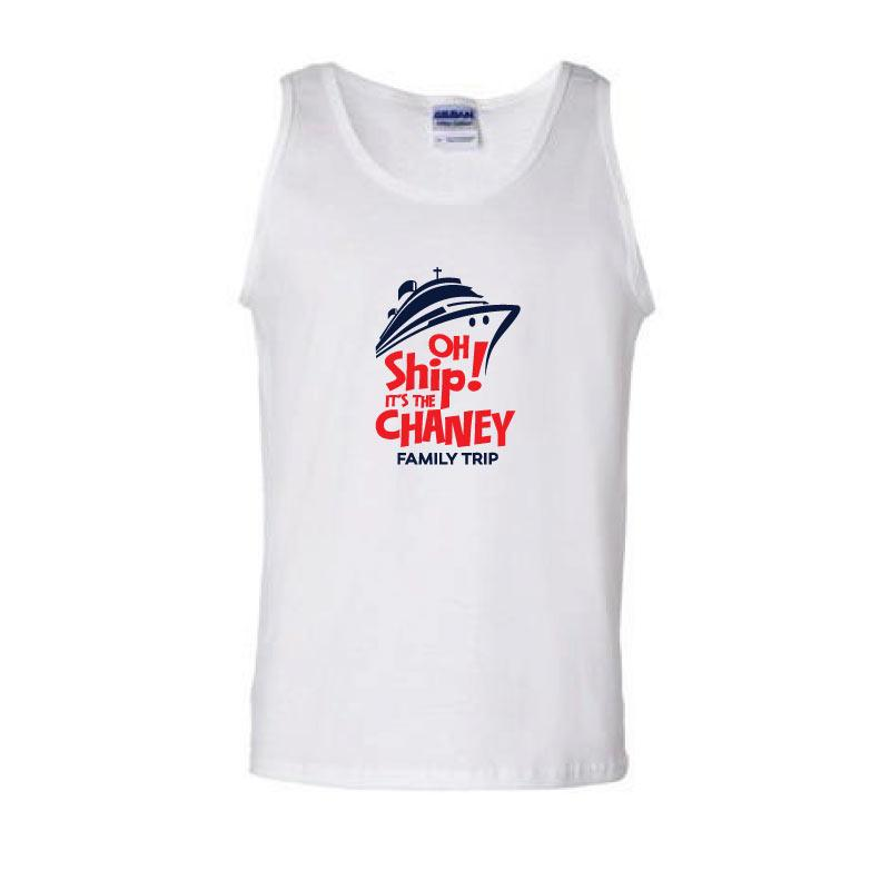 Personalized Cruise Men's Tank Tops