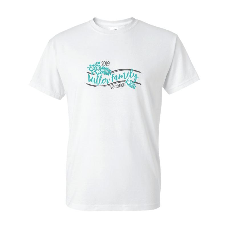 Personalized Cruise Vacation Spring Break T-Shirt