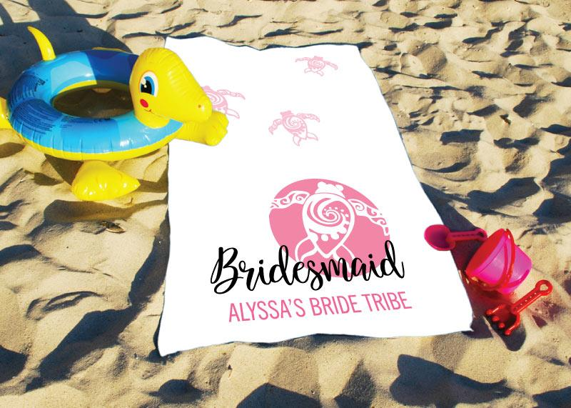 Personalized Cruise Beach Towels