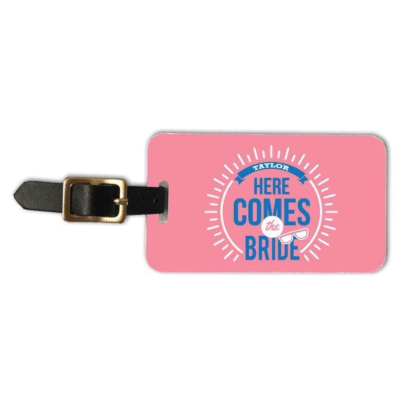 Custom Cruise Trip Luggage Tags
