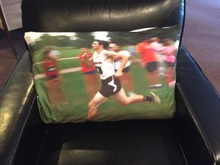 Custom Athlete Pillow Cases