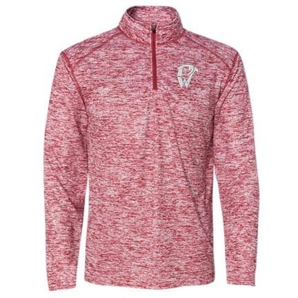 Davenport West Men's 1/4 zip Pullover