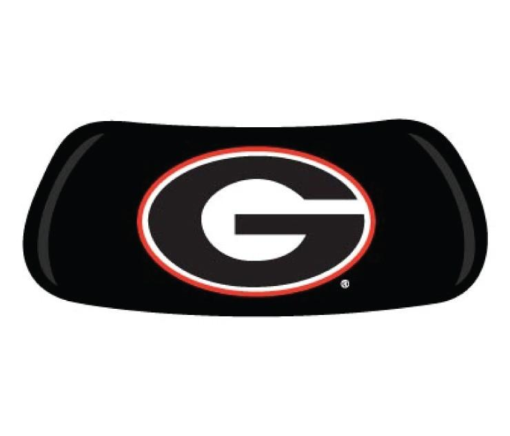 University of Georgia Eye Black