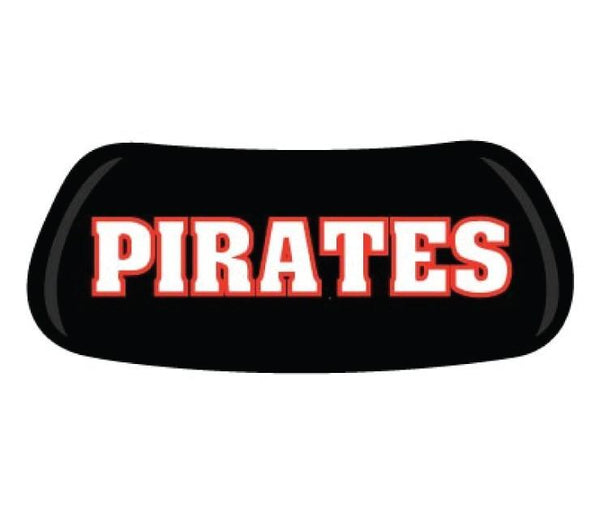 Pirates Eye Black