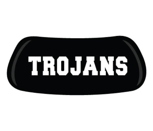 Trojans Eye Black