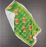 American Football Towels- Superbowl Kitchen Towels Set of 2 11 X 18