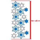 Hanukkah Decorations - Passover Decorations - Hanging Star of David