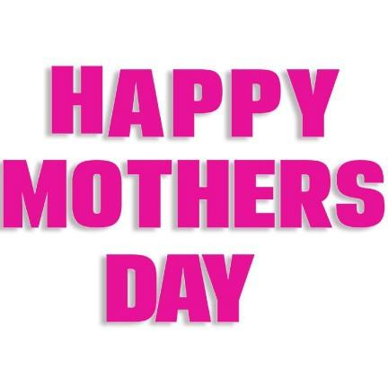 Happy Mother's Day Yard Decoration Letters - FREE SHIPPING