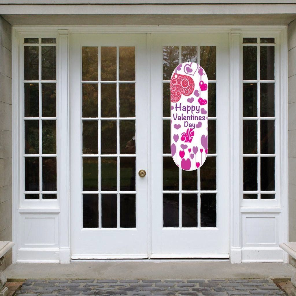 Valentine's Day Door Decoration - Happy Valentines Day