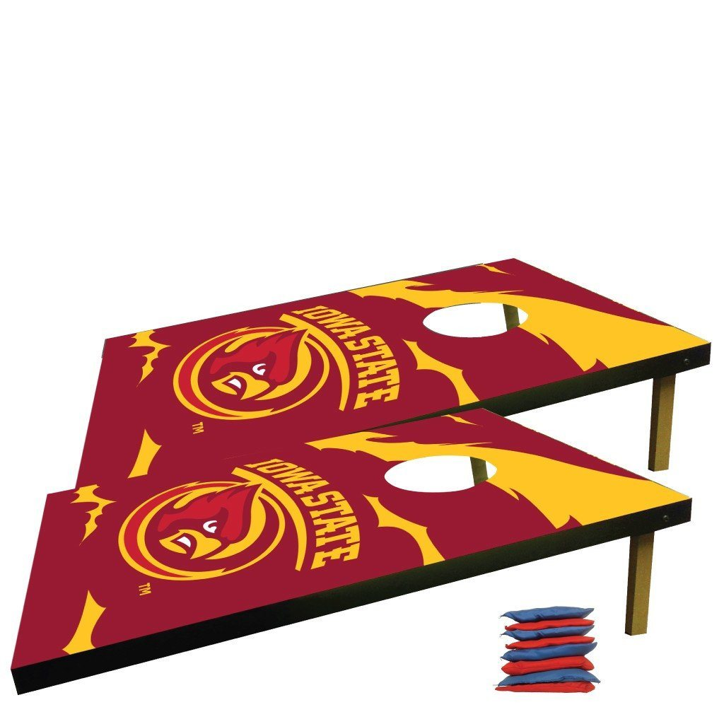 Iowa State Bag Toss Game (Design 1)