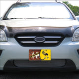 University of Iowa - License Plate - Football