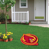 A Iowa State University Yard Sign