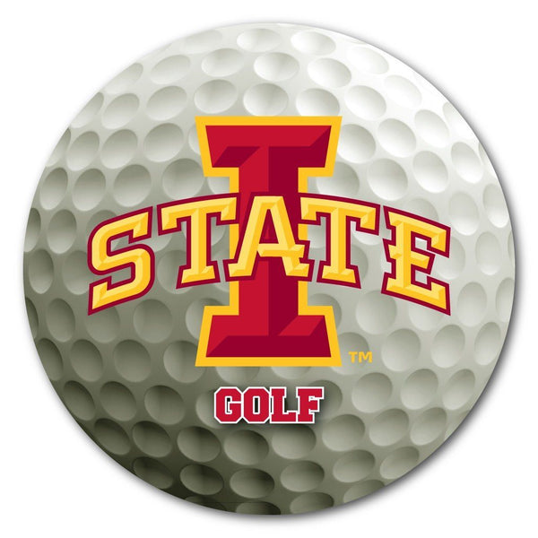 Iowa State University Coaster Set - Sports Designs - Set of 4