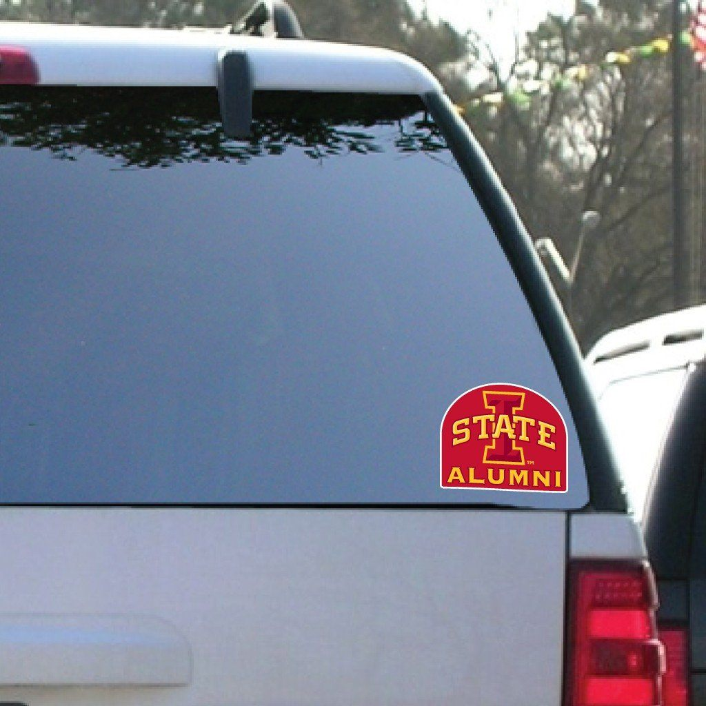 Iowa State University - Window Decal (Set of 2) - Alumni