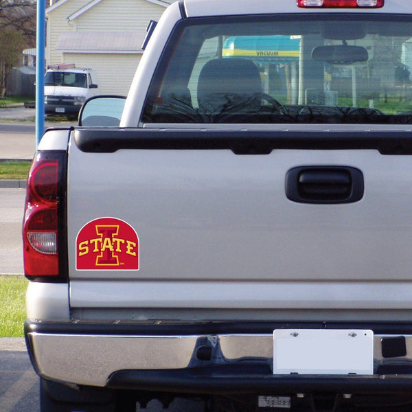 "Iowa State "" Dome Shaped Magnet"