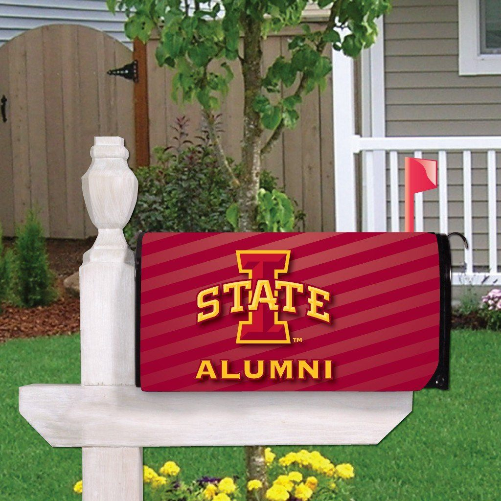 Iowa State Magnetic Mailbox Cover (Design 1)