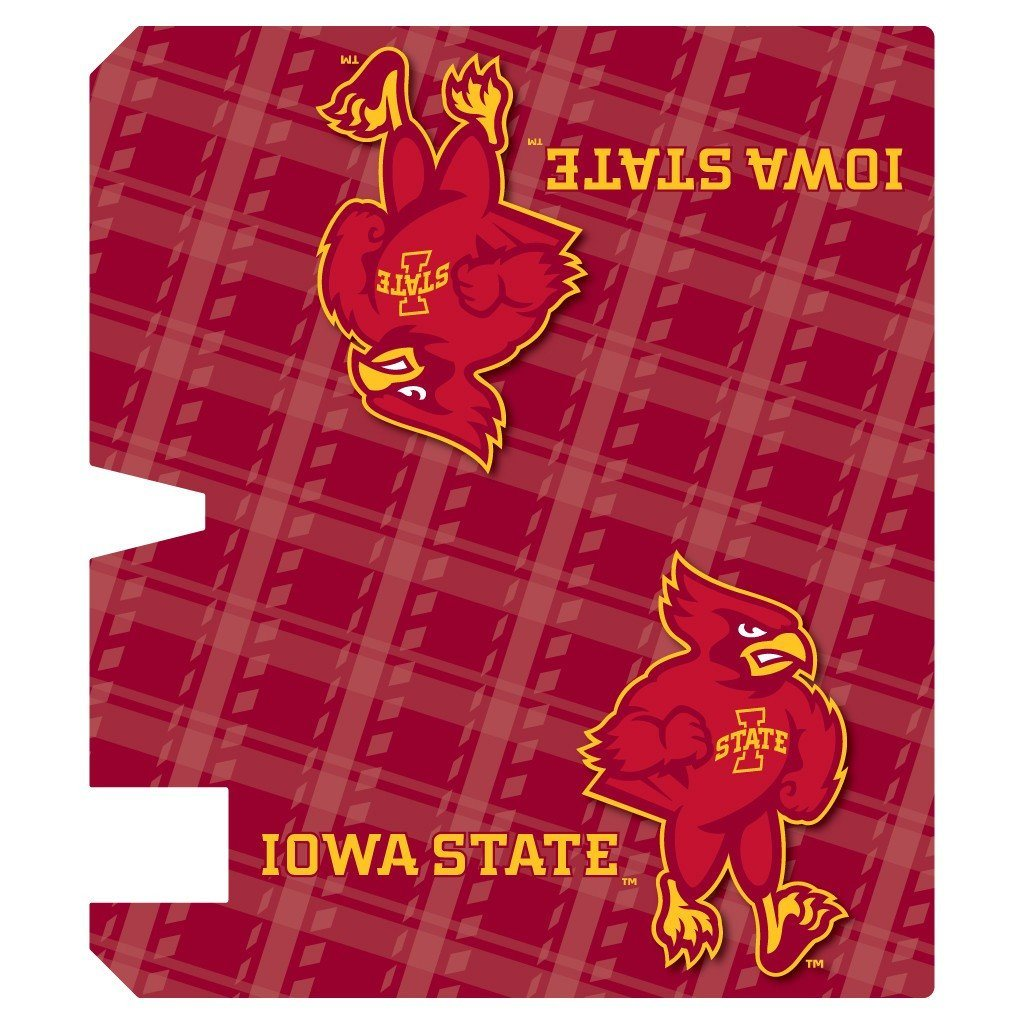 Iowa State Magnetic Mailbox Cover (Design 2)