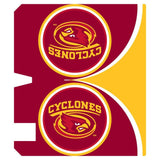 Iowa State Magnetic Mailbox Cover (Design 3)