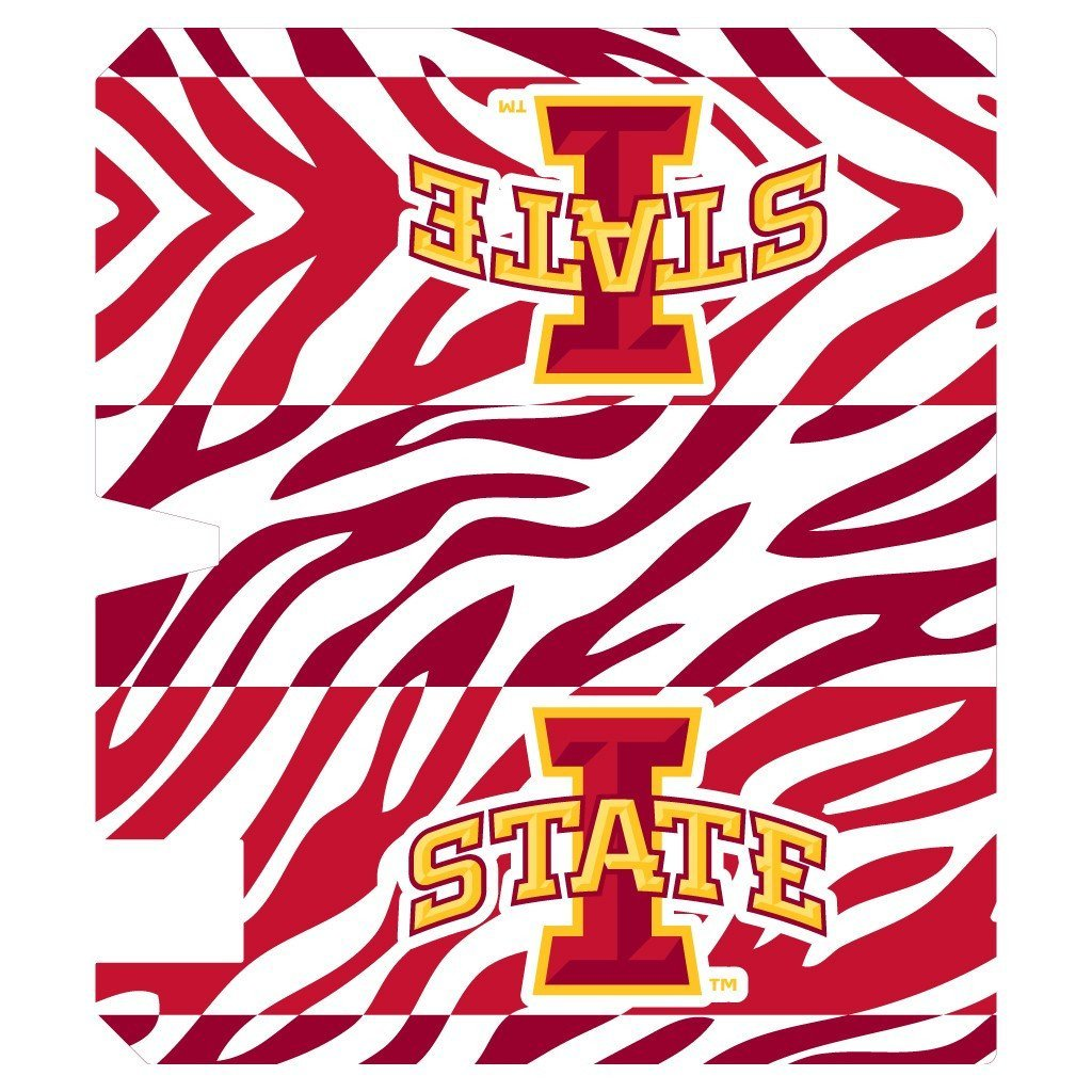 Iowa State Magnetic Mailbox Cover (Design 4)