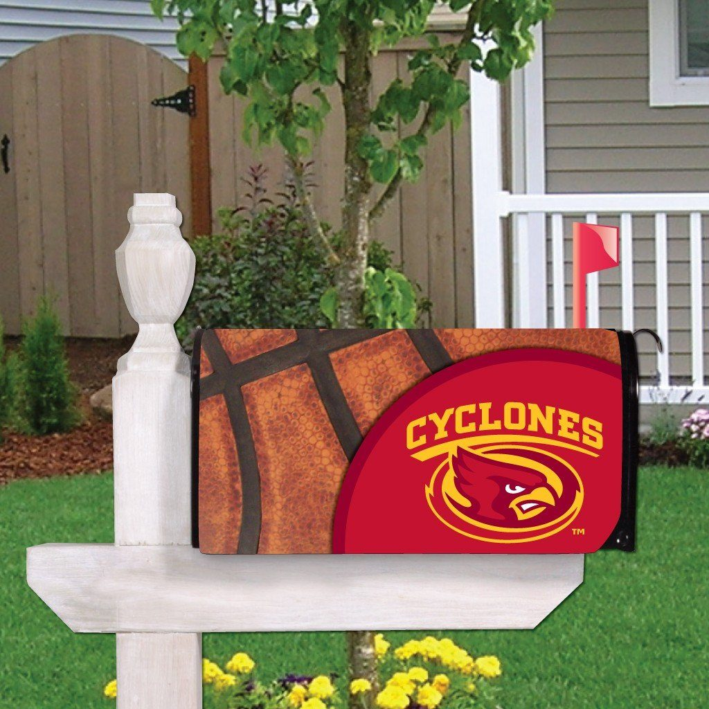 Iowa State Magnetic Mailbox Cover (Design 6)