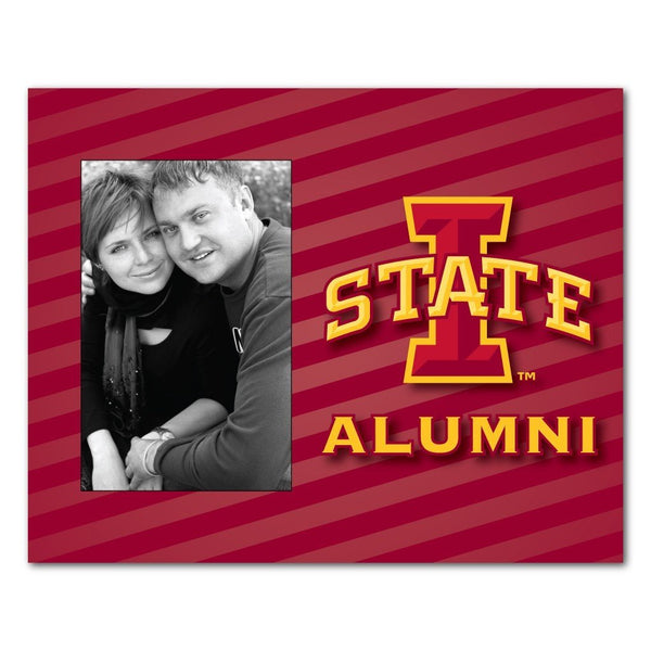 Iowa State University Picture Frame - Alumni