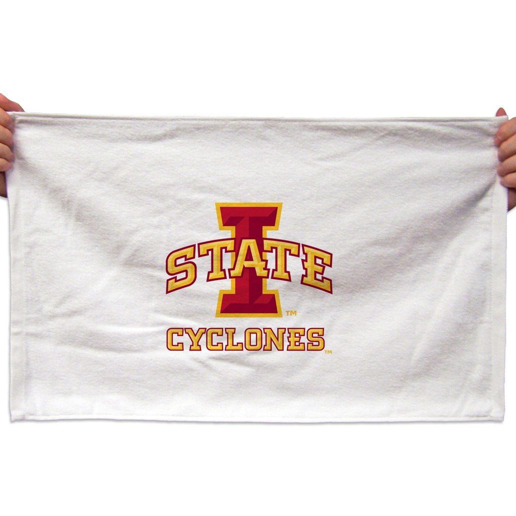 Iowa State University Rally Towel (Set of 3) - I-State Cyclones