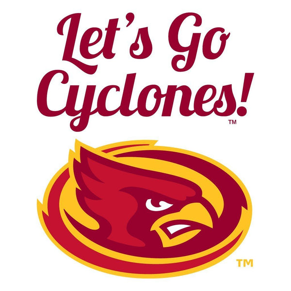 Iowa State University Rally Towel (Set of 3) - Let's Go Cyclones!