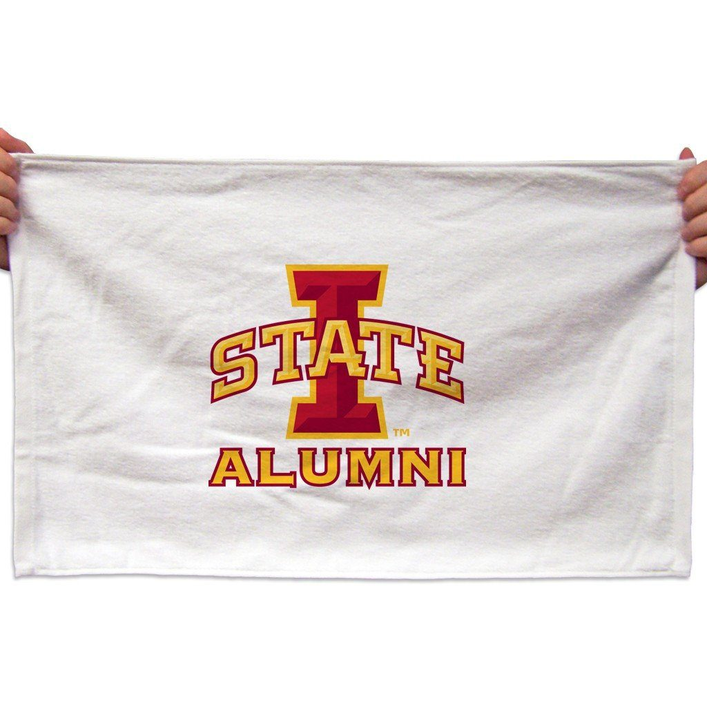 Iowa State University Rally Towel (Set of 3) - Alumni