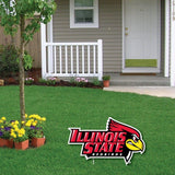 Illinois State University 2'x3' Giant 2-in-1 Valentine's Day Card and Yard Sign!