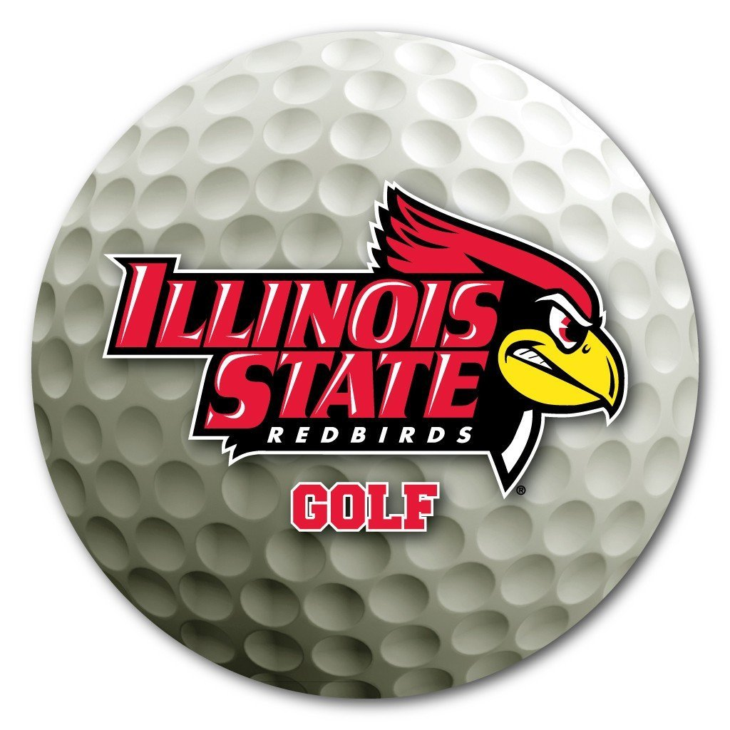 Illinois State University Sport Designs Coaster Set of 4 - FREE SHIPPING