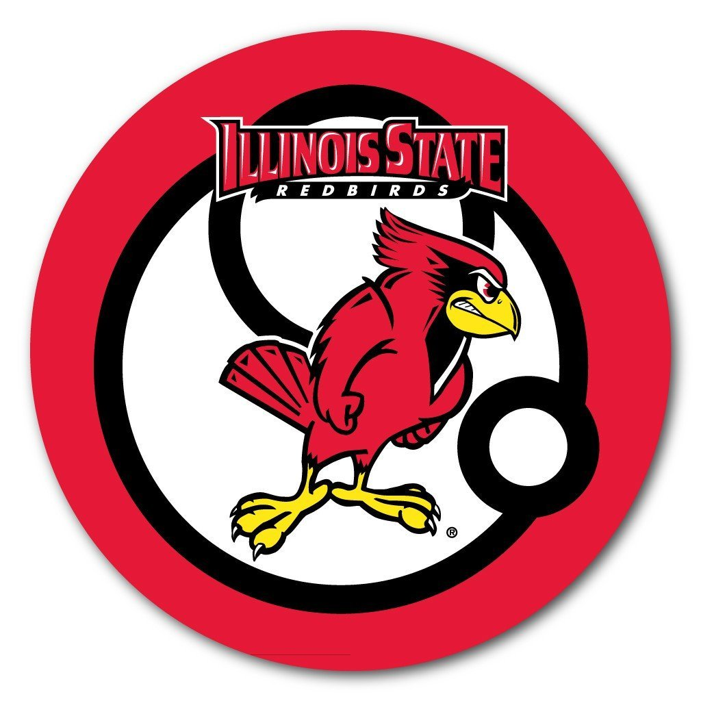 Illinois State University Fun Designs Coaster Set of 4 - FREE SHIPPING