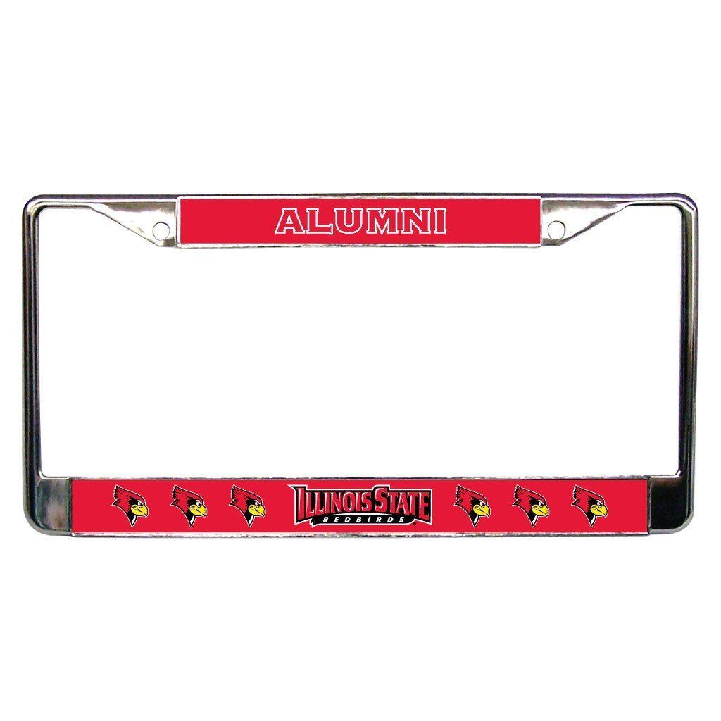 Illinois State University Alumni License Plate Frame FREE SHIPPING